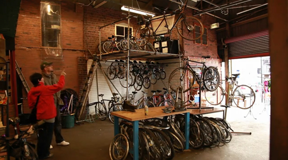 Glasgow Bike Shed