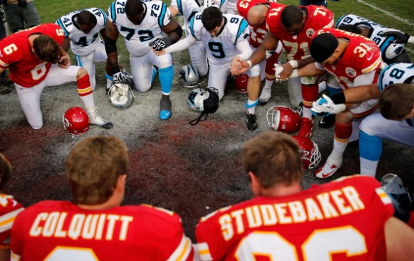 Chiefs Panthers 2012
