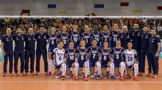 italia russia volley femminile oggi - photo #14