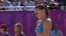 Italia - Russia di beach volley