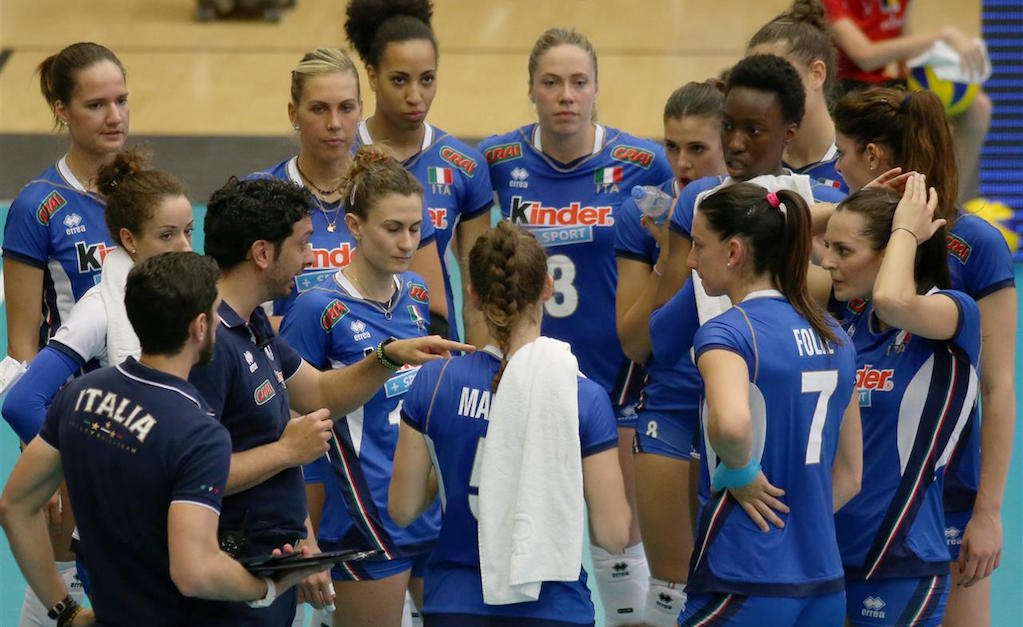italia russia volley femminile oggi - photo #47