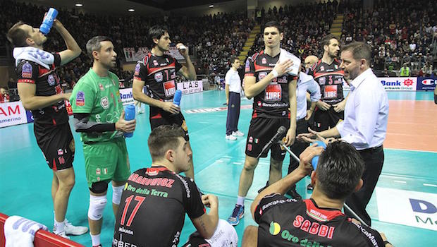 Playoff 12 Champions League Volley 2015