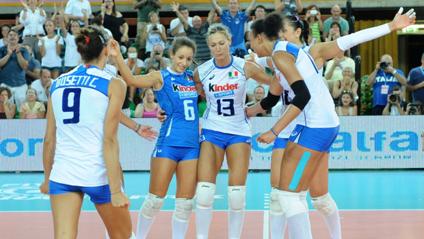 italia russia volley femminile oggi - photo #3