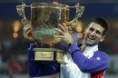 Foto China Open 2012: vince Djokovic