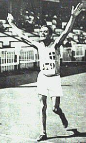 Ugo Frigerio - Atletica - Los Angeles 1932