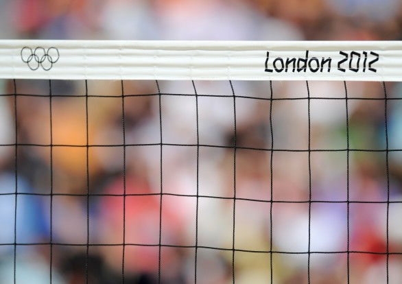 Londra 2012, Beach volley