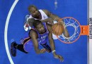 Guarda la fotogallery di Los Angeles Clippers-Oklahoma City Thunder