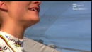 Marianne Vos canta l'inno