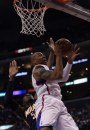 Guarda la fotogallery di Los Angeles Clippers-Indiana Pacers