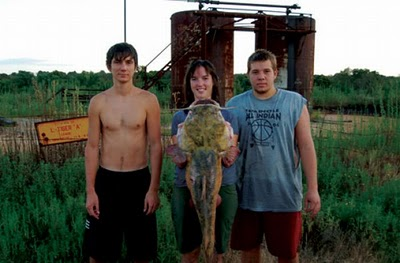 Okie Noodling Tournament