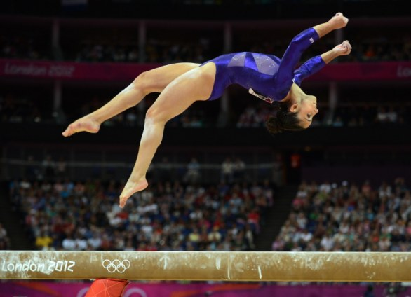 Alexandra Raisman (USA) - Trave