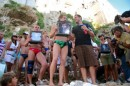 Red Bull Cliff Diving Series 2009 Polignano a Mare Premiazione