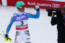 Slalom Speciale Maschile Schladming 2013