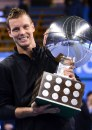 Tennis Stoccolma 2012 - vince Berdych