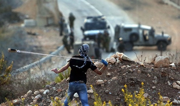 PALESTINIAN-ISRAEL-CONFLICT-WEST BANK