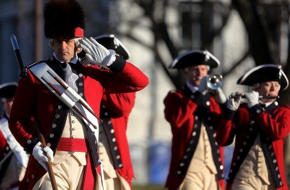 Washington si prepara per l'Inauguration Day