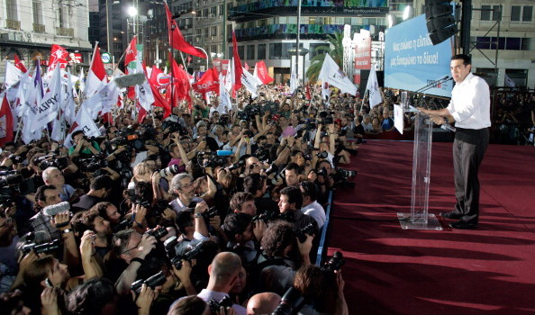 Debt Wracked Greece Prepares For Critical General Election
