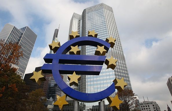GERMANY-ECB-EUROZONE-FOREX-RATE-ECONOMY