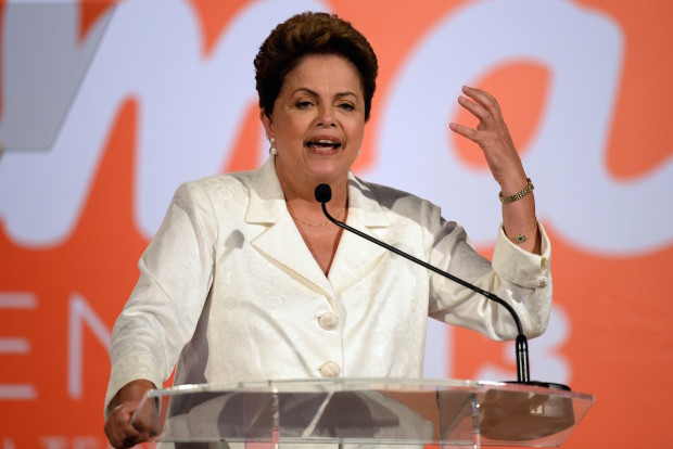 BRAZIL ELECTIONS-ROUSSEFF