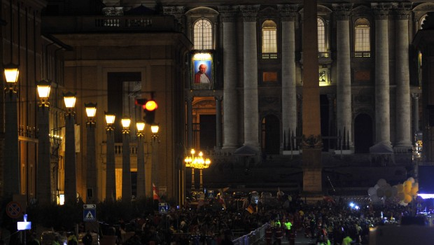 ITALY-VATICAN-POPE-CANONISATION