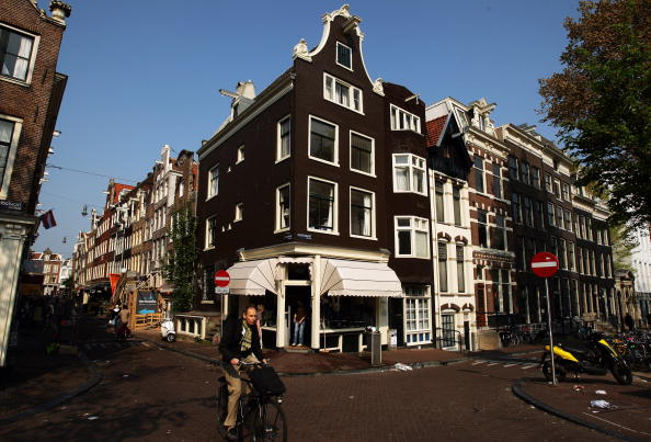 Amsterdam, Bicycle City