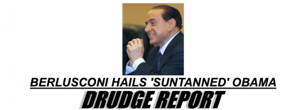 berlusconi obama abbronzato