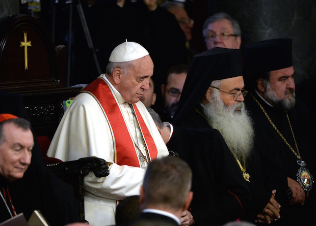 VATICAN-TURKEY-POPE-TRIP