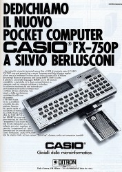 casio berlusconi