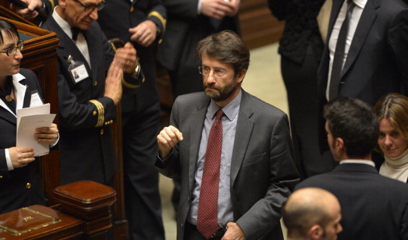 ITALY-POLITICS-PARLIAMENT-FIRST SESSION