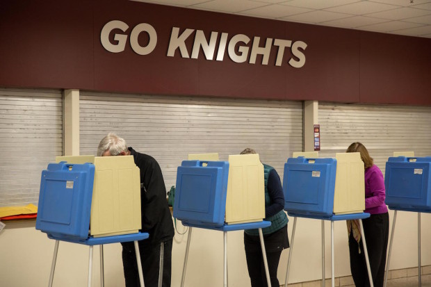 Midterms Elections Held Across The U.S.