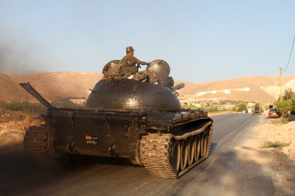 LEBANON-UNREST-SYRIA-CONFLICT-ARSAL