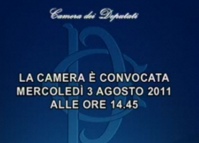Diretta streaming berlusconi crisi camera e senato dove for Camera dei deputati diretta streaming