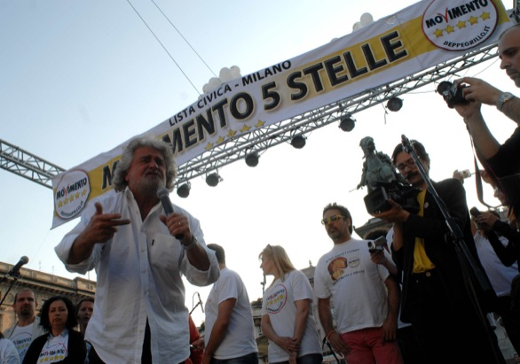 Movimento 5 Stelle referendum anticasta