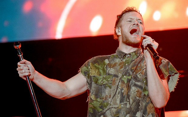 imagine dragons sanremo 2015