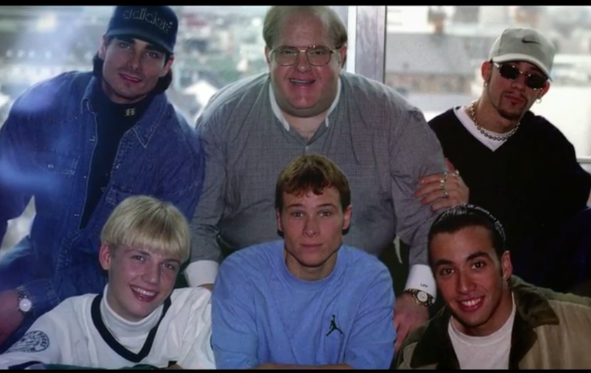 Lou Pearlman Manager