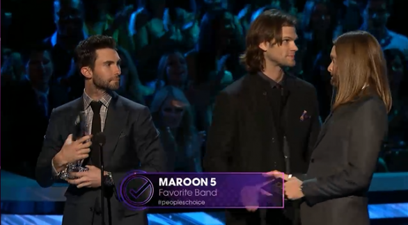 Maroon-5-Favourite-Band