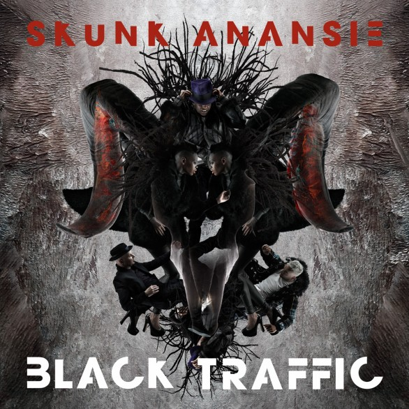 Skunk Anansie - Black Traffic - il nuovo album