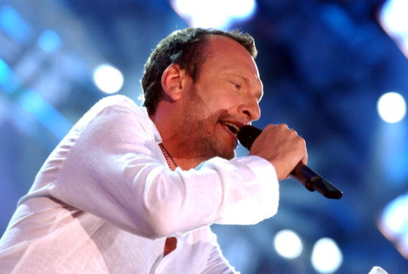 Italy: First Concert Of The Festivalbar