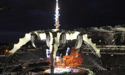 Best stage show of 2009: vincono gli U2