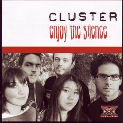 Cluster - Enjoy the silence - cover