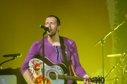 Coldplay - Live 2008