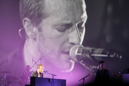 Coldplay Live 2008