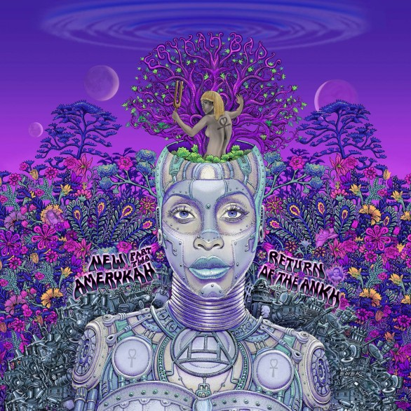 Erykah Badu-New Amerykah pt. 2: Return of the Ankh