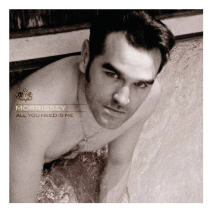 Morrissey - All you need is me - cover