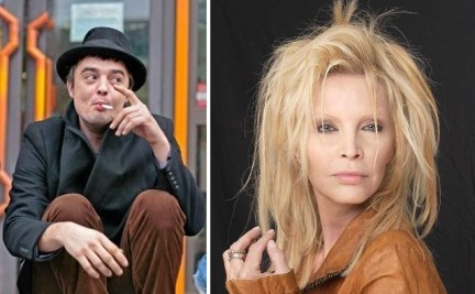 Pete Doherty e Patty Pravo