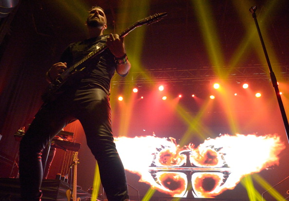 Within Temptation Perform in Concert in Barcelona
