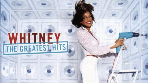 album con aumento prezzi per whitney houston