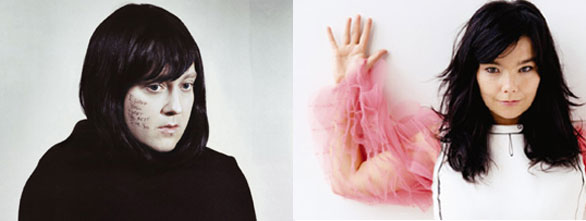 "Antony and the Johnsons feat. Bjork: ascoltate ""Flétta"""