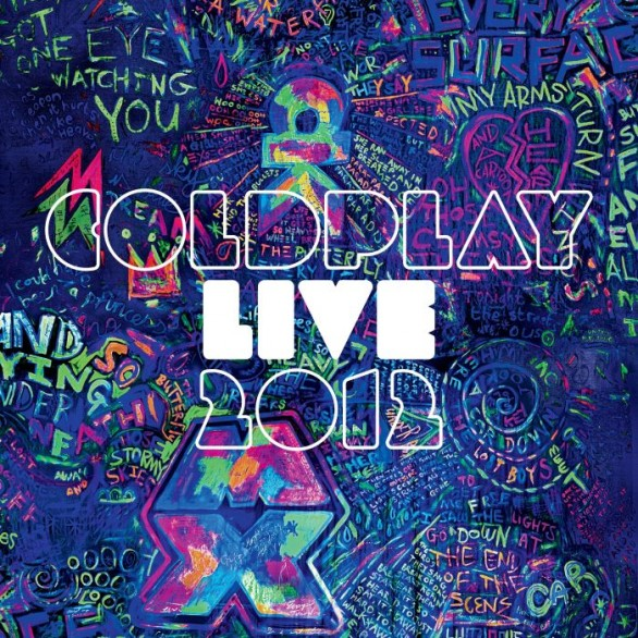 Coldplay cover LIVE 2012
