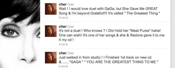 cher twitter the greatest thing